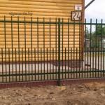 Забор из металла купить