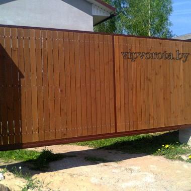 Купить откатные ворота в Минске