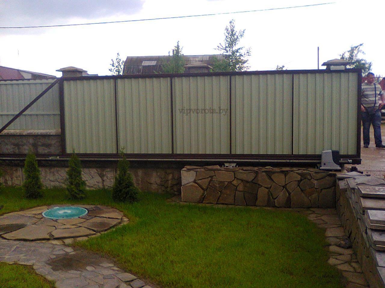 Промышленные ворота Минск