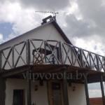 перилла балконные Минск