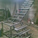 металлическая лестница в Минске
